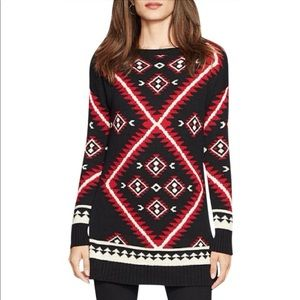 NWT Ralph Lauren Southwestern Tribal Sweater - M